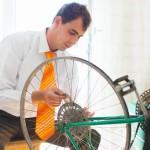 クロスバイク 自転車屋 改造 カスタム